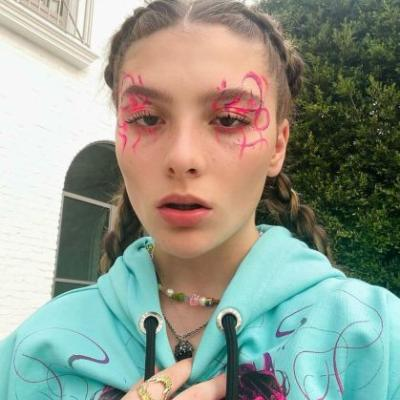 Musician Grace Gaustad On Using Makeup As A Form Of Therapy