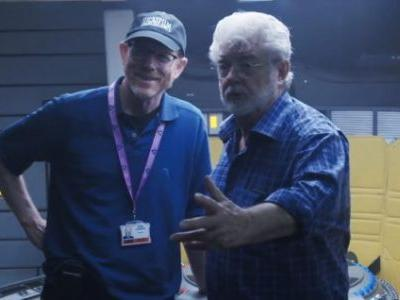 George Lucas Contributed This Moment in 'Solo: A Star Wars Story'