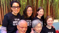 Sandra Oh's Adorable Family Shows Their Support Ahead Of Golden Globes