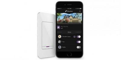 IDevices wireless Instant Switch makes connected homes simple