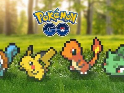 POKEMON GO Goes Back To Basics For April Fools Day