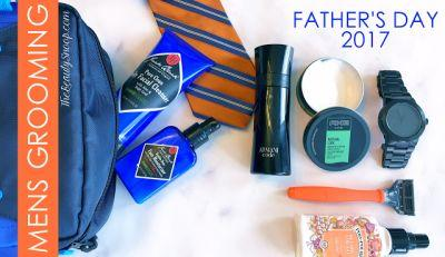 MENS BEAUTY MUST HAVES FOR FATHER'S DAY
