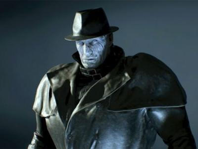Mr. X Is The Best And Worst Part Of Resident Evil 2