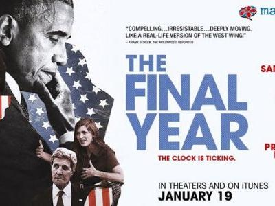 'The Final Year' Doc Follows Last Year of Obama Administration