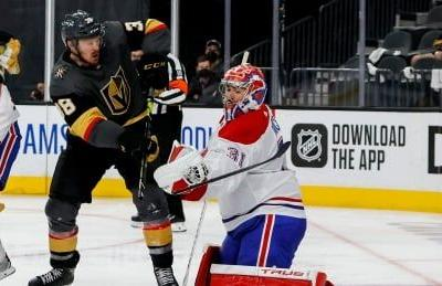Canadiens secure series-tying win as Price denies Golden Knights' late rally
