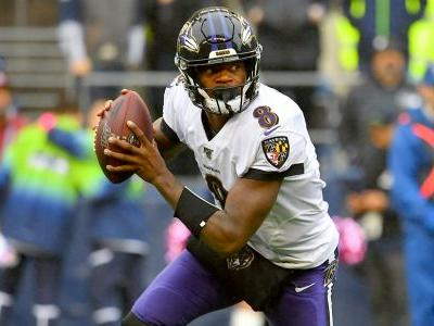 Ranking Lamar Jackson's best plays in MVP-caliber effort vs. Seahawks