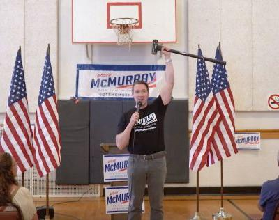 Nate McMurray has a plan to win back Trump voters for the Democratic party