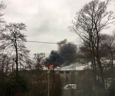 Fire prompts evacuation of visitors and animals at Britain's Chester Zoo
