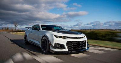 5 Things You Need To Know About The Chevrolet Camaro ZL1 1LE
