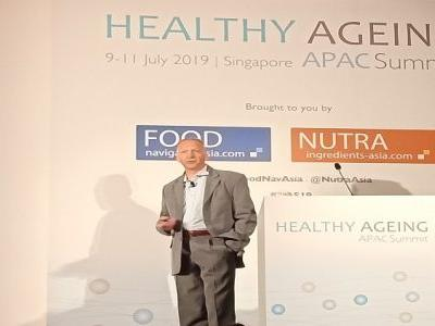 Nestlé expert: More data, research and NPD needed for Asia's ageing population