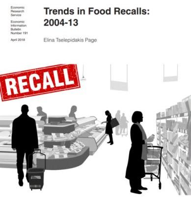 Food recalls increasing: Is this good or bad news?