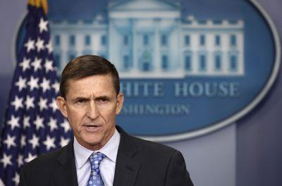 Michael Flynn Resigns As Russia Scandal Dogs White House