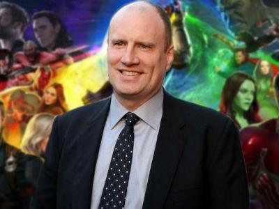 Kevin Feige Interview: Captain Marvel