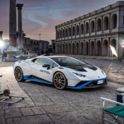 Lamborghini Is Set For a Record Year