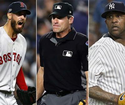 Red Sox foe on Sabathia umpire rip: 'Throw the ball over the plate'