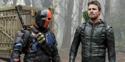 Oliver Assembles a New Team in Arrow Season 5 Finale Images