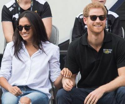 The All-Time Most Romantic Pictures of Prince Harry & Meghan Markle