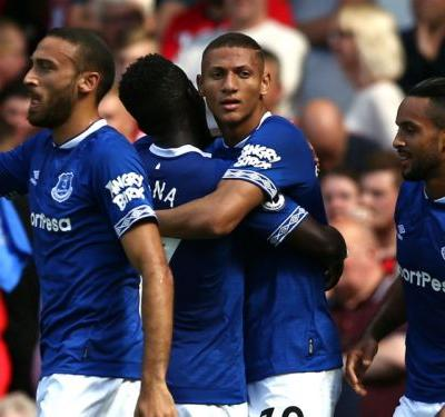 Everton 2 Southampton 1: Richarlison continues fine start