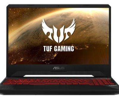 ASUS' new 'TUF' 2019 gaming laptops elect Ryzen chips, FreeSync