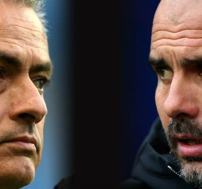 Only Manchester United players can judge Mourinho - Guardiola