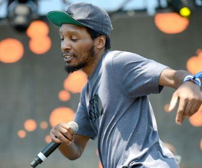 Del the Funky Homosapien Fractured 7 Ribs and Punctured a Lung in Stage Fall