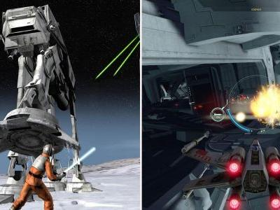 10 Canceled Star Wars Games You Never Knew Existed | Game Rant