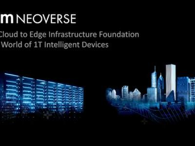 Arm Announces Neoverse Infrastructure IP Branding & Future Roadmap