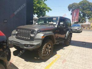 2019 Jeep Wrangler Rubicon Spied Ahead Of Launch