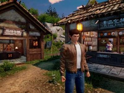 New Screenshots Released for Shenmue III