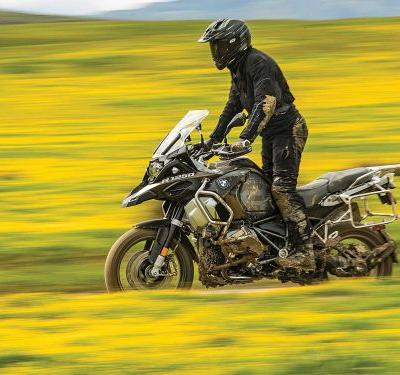 2019 BMW R1250 GS Adventure Second Ride Review