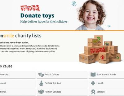 Alexa can now help you donate to Toys for Tots and other charities