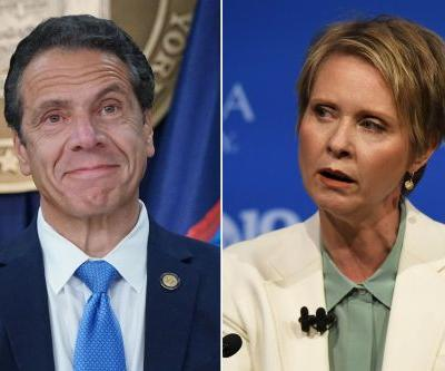 Andrew Cuomo cruises to victory in bitter Democratic primary