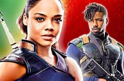 Tessa Thompson Knows Who'd Win in a Fight Between Valkyrie