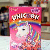 "Unicorns Are Coming With Us to 2018 in the Form of ""Magic Cupcake"" Cereal"