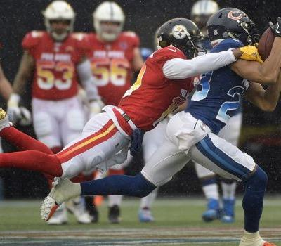 AFC wins third consecutive Pro Bowl; JuJu Smith-Schuster exits with injury