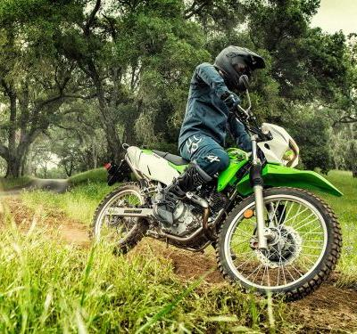 2020 Kawasaki KLX230 Dual Sport First Look