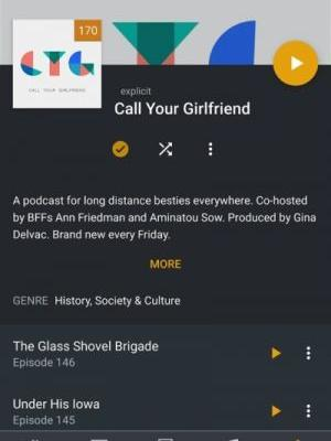 Plex Android App Gains Podcast Support, Better Customization
