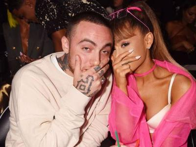 Hold Up! Is Ariana Grande's New Song 'Imagine' A Response To Ex Mac Miller's 'Cinderella'?