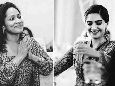 Masaba Gupta thanks Sonam Kapoor with emotional post for being her lucky charm