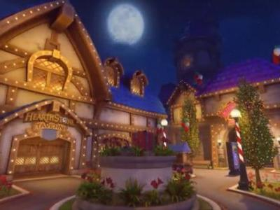 The Heroes of Overwatch Don Their Holiday Best in 2018's Winter Wonderland Event