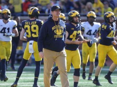 Michigan football recruiting: Wolverines eyeing another top-notch safety