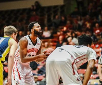 Adams scores 23 with 14 boards, Southern Utah beats Idaho