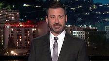 Jimmy Kimmel: 'Helsinki Has Frozen Over'