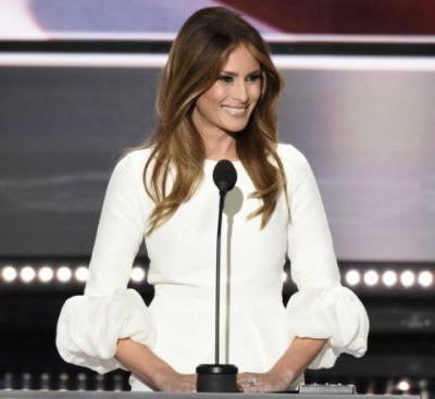 Melania Trump Stealing Her United Nations Speech From Michelle Obama 2014 Speech Is False