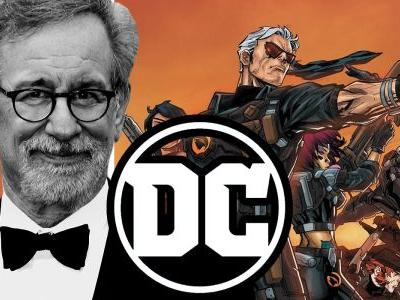 Steven Spielberg Developing DC Comics Movie Blackhawk