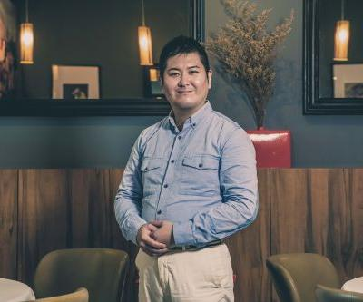 Pass the Salt: Ryosuke Harada, head chef of Sushi Mitsuya