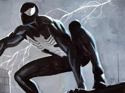 Spider-Man's Black Symbiote Suit Hasn't Been Discussed By Disney. Yet