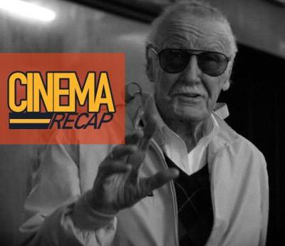 Cinema Recap Podcast: Farewell Stan Lee and Reviews of 'The Grinch' & More