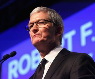 Apple CEO Tim Cook says that it's a 'challenge' getting Congress up to speed on the need for new privacy regulations