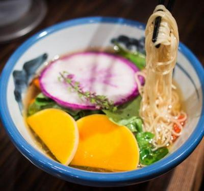 Vegetarian Survival Guide to Japan
